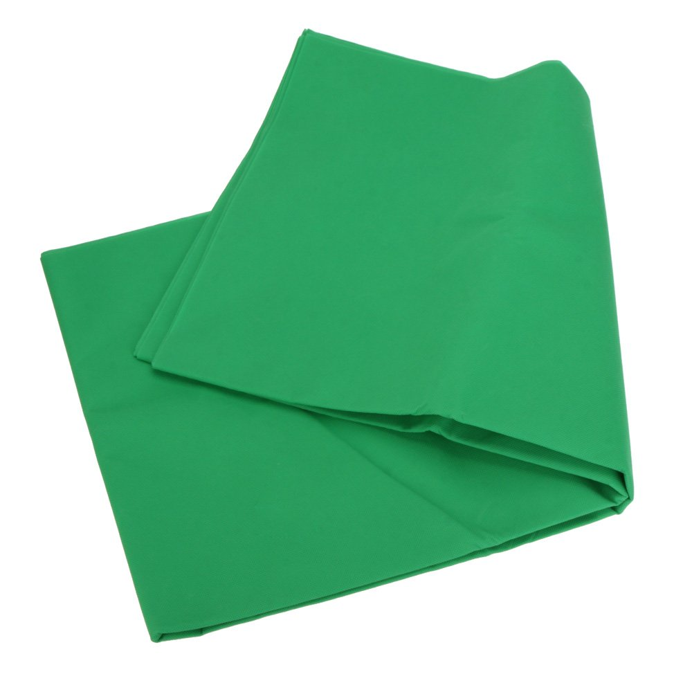 CES-1.6 x 3M / 5 x 10FT Photography Studio Non-woven Backdrop Background Screen Green<br><br>Aliexpress