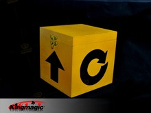 Mysterious Box Magic Trick KingMagic Close Up Amazing Magic Easy To Do