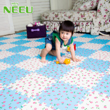 1 Pcs 30*30*1cm Eva Foam Material Children Room Carpet Game Playmat Baby Sport Neeu Play Mat for Kids Toys Child's Play Mat(China)
