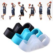 1Pcs Silicone Shot Lock Basketball Ball Shooting Trainer Training Accessories Three-Point Size for Kids Adult Man Teens