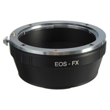 Lens Adapter For Canon EOS EF EF-S Mount Lens To FX for Fujifilm X-Pro1 Digital Camera SLR DSLR Adapter Ring(China)