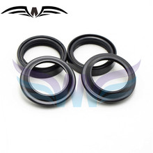 hot sale motorcycle accessories front fork damper oil seal dust cover rubber For Honda CBR600 2003 2004 2005 2006