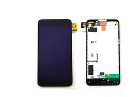 Replacement Glass LCD Display Touch Screen Digitizer Frame Assembly Replacement For Nokia Lumia 630 free shipping<br><br>Aliexpress