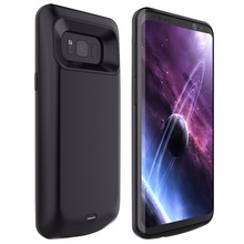 For Samsung galaxy  S8  S8 Plus Battery Case Rechargeable Power Bank Backup External Battery Charger Case Cover