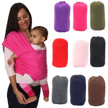 hot sell comfort baby carriers and infant slings Good Baby Toddler Newborn cradle pouch ring sling carrier Backpacks Carriers