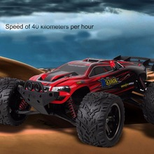 Free Shipping New High Speed 40KM/H off-Road RC Car 2.4G Racing Vehicles Radio Control Truck RC Buggy Cars Truck Toy