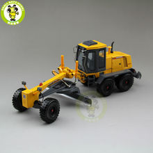 1/35 XCMG GR215 Motor Grader Construction Machinery Diecast Model Car Toy Hobby(China)
