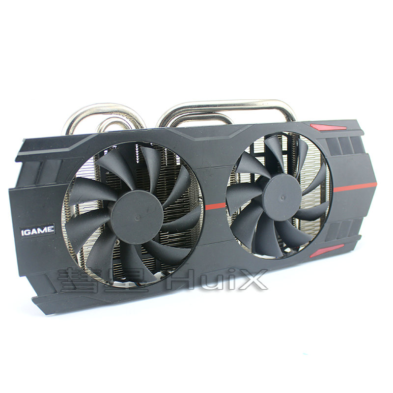 Original for Colorful GTX 760 U-2GD5 Video Graphics card cooler