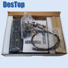 3pcs/lot Worldwide Sale 4K UHD Kodi TV Box ZGEMMA H7S Satellite /Cable Receiver Multistream DVB-S2X+2*DVB-T2/C Triple Tuners(China)