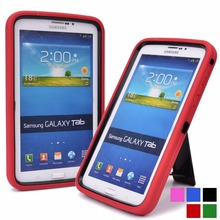 For Samsung Tab 4 8.0 (T330, T331, T335)  Tablet Case  Free Screen Protector Easy Access to Ports/Plugs, Built-in Kickstand)