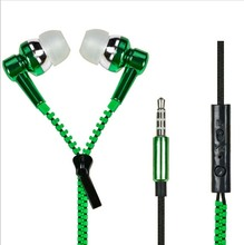 Guohe Creative 3.5mm mobile phone headset with microphone ear fat line music explosion earphone earplug noodles