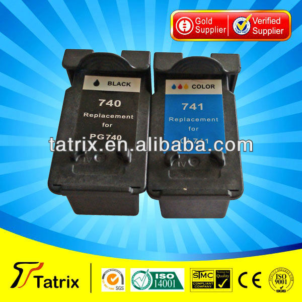 For Canon PG740, Triple Quality Tests PG-740 INK Cartridge for Canon Pixma MX517/ MX437/ MG2170,With 100% Defective Replacement<br><br>Aliexpress