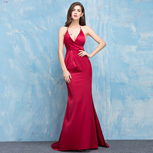 Summer Sexy Dress 2017 Women Halter Backless Split Mermaid Runway Bodycon Club Ladies Maxi Long Wedding Beach Party Sexy Dresses