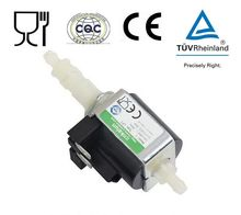 AC 24V - 240V 25W Electromagnetic Solenoid Pump washing machine / Mobile air conditioning / Sanitary equipment / coffee machine