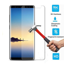 2.5D 9H Premium Tempered Glass Screen Protector Guard Film For Samsung Galaxy Note 8 HD Toughened Protective Film Not Full Cover