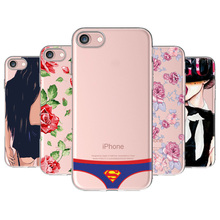 Buy Sexy Girl Summer Twerk Swag Soft Clear Phone Case Coque Fundas Cover Capa Apple iPhone 7 7Plus 6 6S 6Plus 8 8PLUS X 5S for $1.11 in AliExpress store