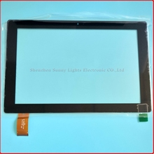 255*169mm For 10.1 inch FPC-FC101JS124-03 Capacitive touch panel Digitizer Sensor Replacement Touch Screen Multitouch Panel PC(China)