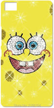 Spongebob Mobile Phone Case For BQ Aquaris M5 E5 E6 M5.5 X5 Plus For Blackberry Z10 Z30 Q10 For NokiaLumia 520 630 930 Cover