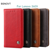 Buy sFor Lenovo S60t Case Luxury PU Leather Silicon Wallet Purse Phone Case Lenovo S60t Cover Lenovo S60 S 60 s60a S60W S60T for $5.96 in AliExpress store