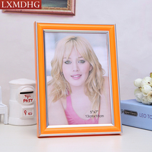 Photo Frame Picture  Frames  Cheap Photo Frame Plastic Photo Frame Picture Holder Home Decor  Hot Sale Free Shipping 2017