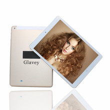 Glavey with a gift 9.7 inch dual core/cameras IPS tablet pc Android 4.4 Allwinner A23 wifi Bluetooth 1GB/16GB 1024*768 5000mAh(China)