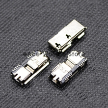 High Quality  5pcs HI-Speed Micro USB 3.0 Female 10Pin SMD SMT Socket PCB Soldering Connectors
