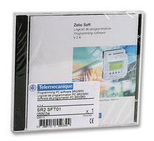 Electric Zelio-Soft(TM) Programming Software SR2SFT01 CD ROM For Use With SR2 Logic Relays(Hong Kong)