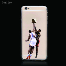Gumiice phone cases juventus soccer jersey sport patterned high definition transparent soft TPU material for iPhone 6 6s 7 7plus(China)