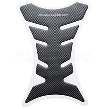 Motorcycle 3D Carbon Fiber Fuel Tank Decal Pad Protector Gas Cap Sticker Cover Universal for Honda Yamaha Suzuki Kawasaki Ducati