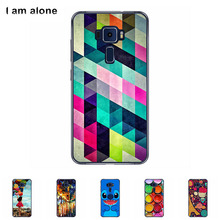 "For Asus Zenfone 3 ZE552KL  5.5"" Hard Plastic Case Mobile Phone Cover Bag Cellphone Housing Shell Skin Mask Color Paint"