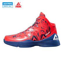 PEAK Basketball Shoes For Lovers Newest Style 2017 Sneakers Men And Women Boots Tech Athletic Training Ankle Boots EUR 40-47