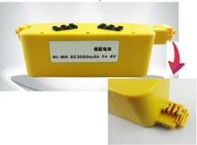 vacuum Cleaner Battery High quality Battery for iRobot Roomba 400 4160 4162 4000 4210 4230 4290 4300 4110 4299 4275 battery