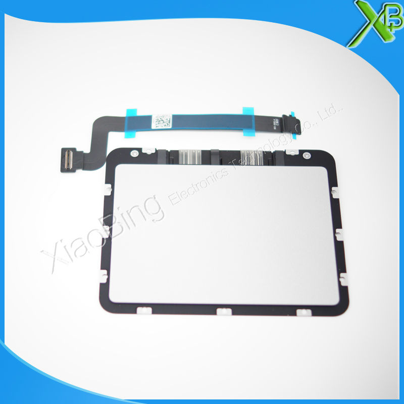 New 810-5827-07 810-5827-A Trackpad Touchpad with cable 821-2652-A For Macbook Pro Retina 15.4 A1398 2015 2016 Year<br>