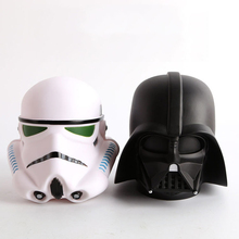 14cm Star Wars Darth Vader Stormtrooper BB8 Cute Coin Bank Piggy Bank Money Saving Box Money box Figure Box Toy For Kids Gift