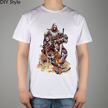 Buy ARYA AND THE HOUND GAME OF THRONES short sleeve T-shirt Top Lycra Cotton Men T shirt New DIY Style for $9.52 in AliExpress store