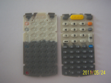10pcs/lots Rubber keypad for Motorola Symbol MC3000 MC3070 MC3090 (48 keys)