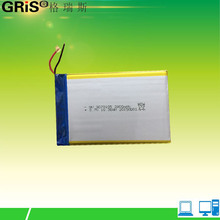 N707 seven rainbow E708 Tablet PC 3G OZing N717S 3.7V polymer lithium battery Pro Rechargeable Li-ion Cell(China)