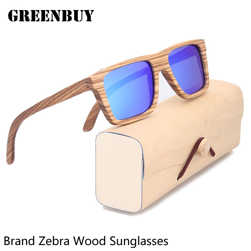 Vintage Wooden Sunglasses Women Polaroid Lense Retro Wood Sunglasses Women Brand Designer Polarized Mirror Lentes de sol Mujer<br><br>Aliexpress