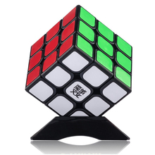 Original Moyu Aolong V2 Speed Magic Cube 3x3x3 Enhanced Edition 3 Layer Smooth Magic Cube Professional Competition Puzzle Cube(China)