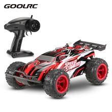 GooLRC NEW Arrival RC Car Original 9601 1/22 2.4G 2CH 2WD Electric Speed Racing Buggy Car Highest Speed 20km/h Remote Control(China)
