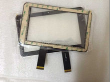 7'' New digitizer tablet pc Digma iDn7 3G FeiPad M7 MTK6575 touch screen panel FPC3-TP70001AV2 FPC3-TP70001AV1 04-0700-0618 V2(China)