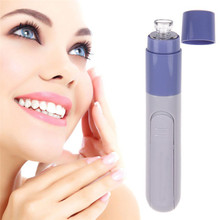 Mini Electric Facial Pore Cleanser Skin Cleaner Face Dirt Suck Up Vacuum Acne Pimple Tool Remover Blackhead Clean Massage Tools(China)
