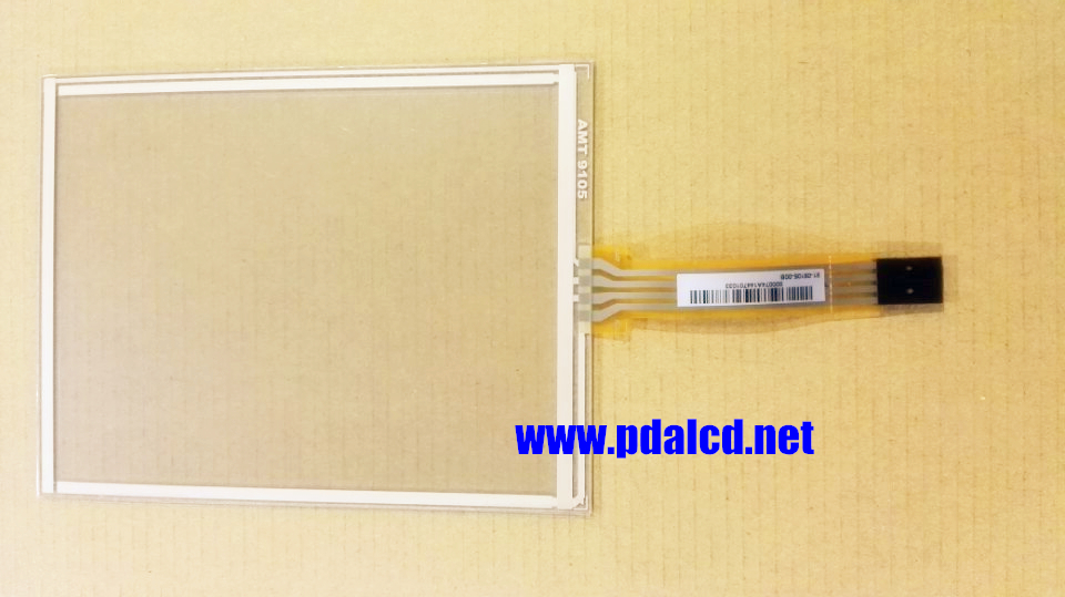 100% Original New 5.7-inch Touch Screen Panel for AMT 9105 ,AMT-9105 ,91-09105-00B ,Industrial Touch screen digitizer panel<br>