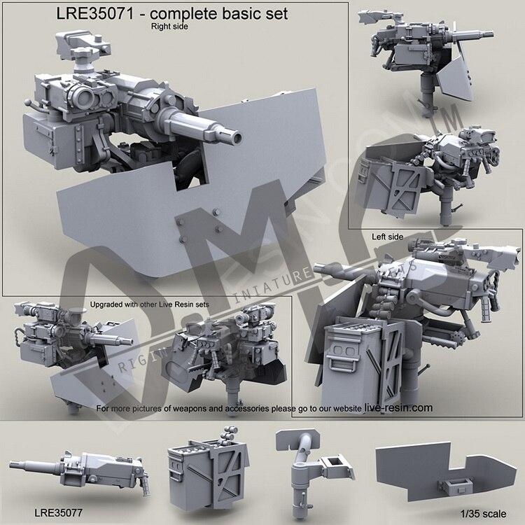 Spent Shells Live Resin 1//35 LRE-35084 MK19-3//MK47 40mm Grenades