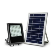 Vioslite 65 leds lights super brightness waterproof ip 65 aluminum body solar flood light energy saving environmental free ship