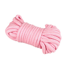 Erotic Positioning Bandage Binding 16 foot 5 m Long Soft Cotton Rope Adult Sexual Toys NEW U61116 drop ship(China)