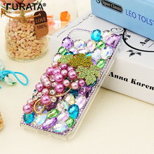 Buy 3D Crystal Glitter Bling Rhinestone Phone Case iphone X 5 5S SE 6 6S 7 8 Plus Diamond Cover Coque Capa Fundas iphone X for $5.11 in AliExpress store