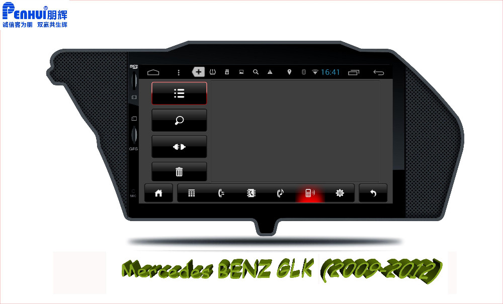Benz GLK BT