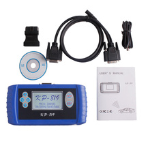 KP819 KP-819 Auto Key Programmer For Mazda/Ford Chrysler/Dodge Landrover/Jaguar(China)