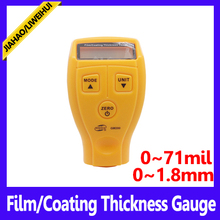 coating thickness gauge dry film thickness gauge thickness gauge MOQ=1 free shipping(China)